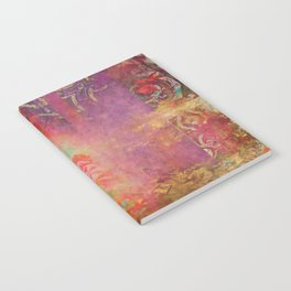 Boho Rose Notebook