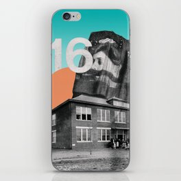 Sixteen iPhone Skin