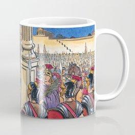 12,000pixel-500dpi - Kitazawa Rakuten - Triumph Of Julius Caesar - Digital Remastered Edition Coffee Mug