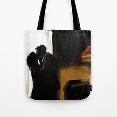 The Deep Blue Sea Art Tote Bag
