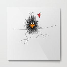 ...because I love you Metal Print