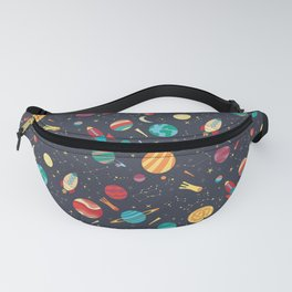 Journey Into Space Fanny Pack