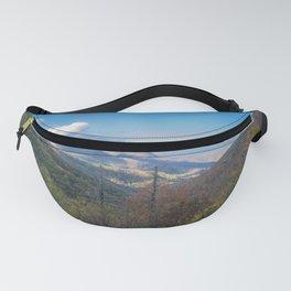 Blue Ridge Peaks Fanny Pack