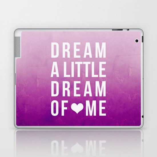 Dream II Laptop & iPad Skin