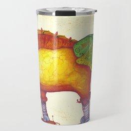 Elefantesauro Travel Mug