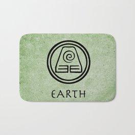 Avatar Last Airbender Elements - Earth Bath Mat