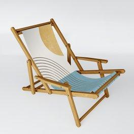 Sunny ocean Sling Chair