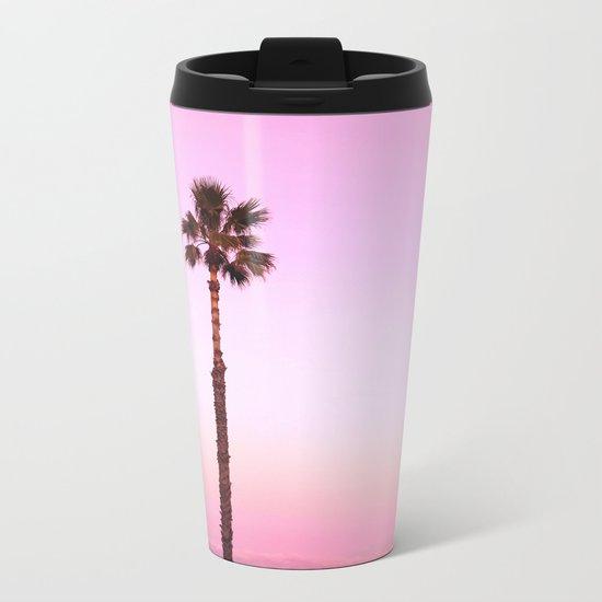 Stand out - twilight pink Metal Travel Mug