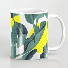 Tropical '17 - Fresh [Banana Leaves] Coffee Mug