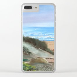 Lista-Norge by Gerlinde Clear iPhone Case