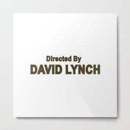david lynch Metal Print