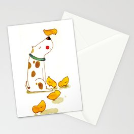 My little friends Stationery Cards
