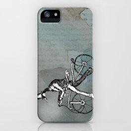 Goose Ride iPhone Case