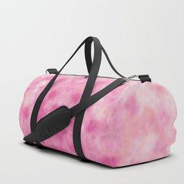 Faintly Floral - Dusky Rose Duffle Bag