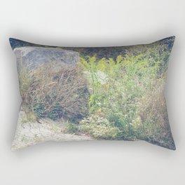 Along the Coast Rectangular Pillow