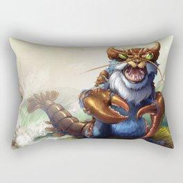 Wild Landlubber!~ Rectangular Pillow