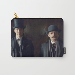 Holmes and Watson Carry-All Pouch