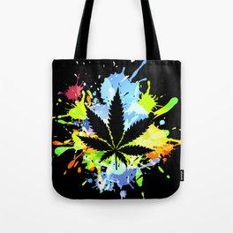 marijuana  canabis Tote Bag