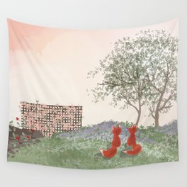 regard Wall Tapestry