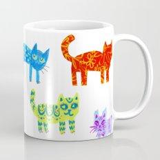 Cat Pattern Mug
