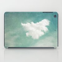 cloud iPad Cases featuring Cloud by Juste Pixx Photography