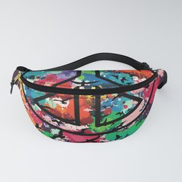 Peace & Freedom Fanny Pack