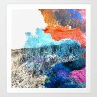 Coastal #1 Art Print
