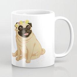 Flowercrowns are for everyone~ Coffee Mug