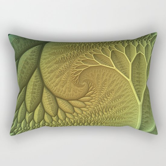 Innie and Outie Rectangular Pillow