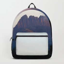 Cradle Mountain Sunrise Backpack