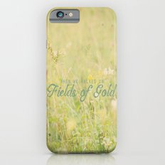 Fields of Gold  Slim Case iPhone 6s