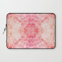 Mandala and Fire Laptop Sleeve