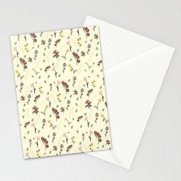 Romantic Peach Stationery Cards