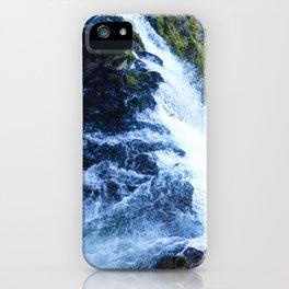 Multnomah Falls II iPhone Case