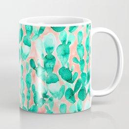 Paddle Cactus Blush Coffee Mug