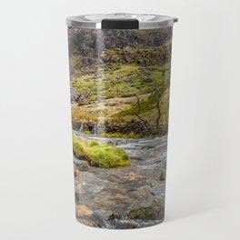 Llanberis Pass Snowdonia Travel Mug