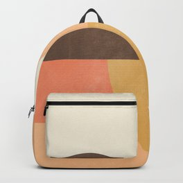geometric abstract 21 Backpack