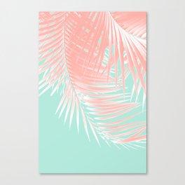 Palm Leaves Summer Vibes #9 #tropical #decor #art #society6 Leinwanddruck