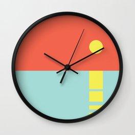 Reflect A Wall Clock