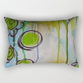 Fairies in the Forest Rectangular Pillow