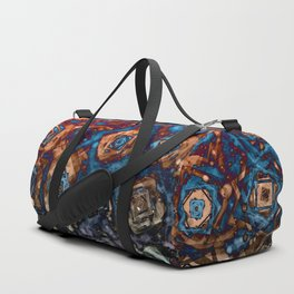 Twirling Swirling Madness Duffle Bag