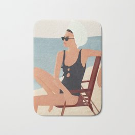 Beach Life Bath Mat