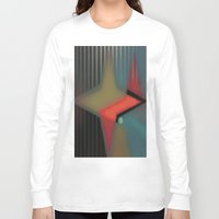 alaska Long Sleeve T-shirts featuring Alaska by Kristine Rae Hanning