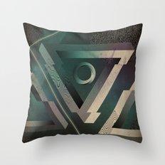 Void 43 Throw Pillow