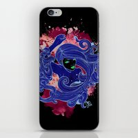 geisha iPhone & iPod Skins featuring Geisha by Geo Law