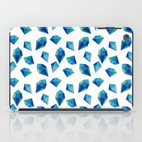 diamonds iPad Cases featuring diamonds by Sil Elorduy