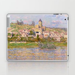 1879-Claude Monet-Vetheuil-60x81 Laptop & iPad Skin