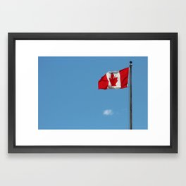 STAND PROUD  Framed Art Print