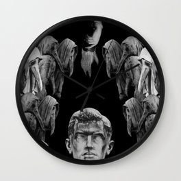 I Wish You To Know That You Have Been The Last Dream Of My Soul Wall Clock