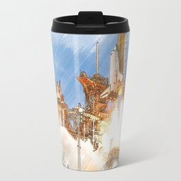 NASA Space Shuttle Travel Mug